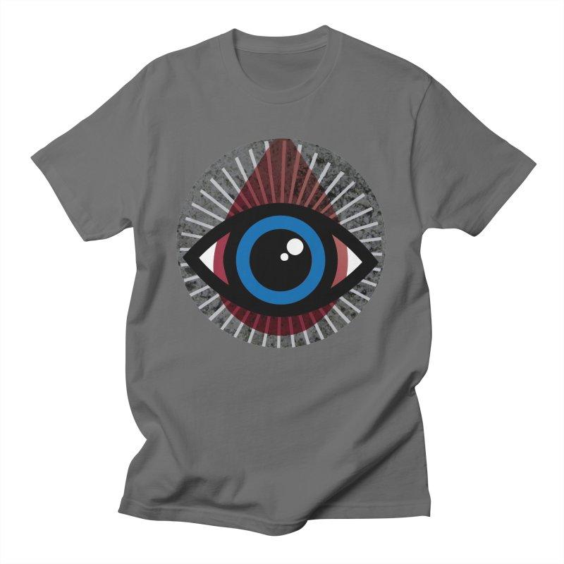 Eye for an Eye Tear Drop Men's T-Shirt by Eye for an Eye Merch Shop