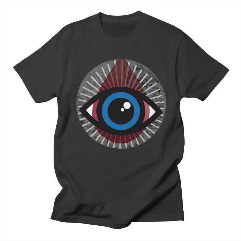 Eye for an Eye Tear Drop Women's Regular Unisex T-Shirt by Eye for an Eye Merch Shop