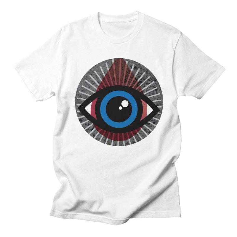 Eye for an Eye Tear Drop Men's Regular T-Shirt by Eye for an Eye Merch Shop