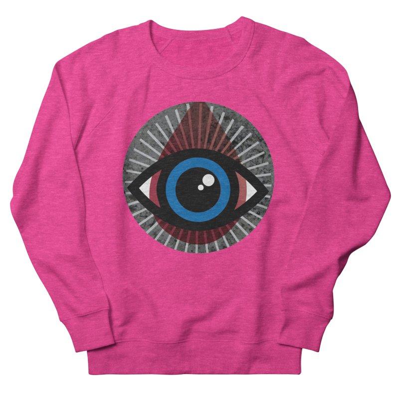 Eye for an Eye Tear Drop Women's French Terry Sweatshirt by Eye for an Eye Merch Shop