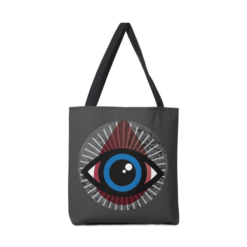 Eye for an Eye Tear Drop Accessories Bag by Eye for an Eye Merch Shop