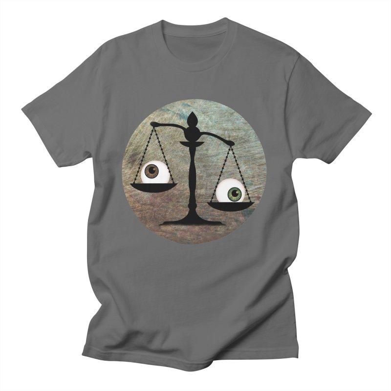 Eye for an Eye Scale Men's T-Shirt by Eye for an Eye Merch Shop