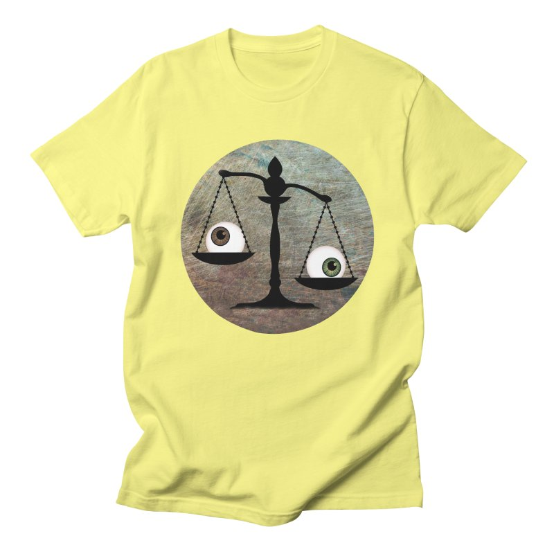Eye for an Eye Scale Women's Regular Unisex T-Shirt by Eye for an Eye Merch Shop