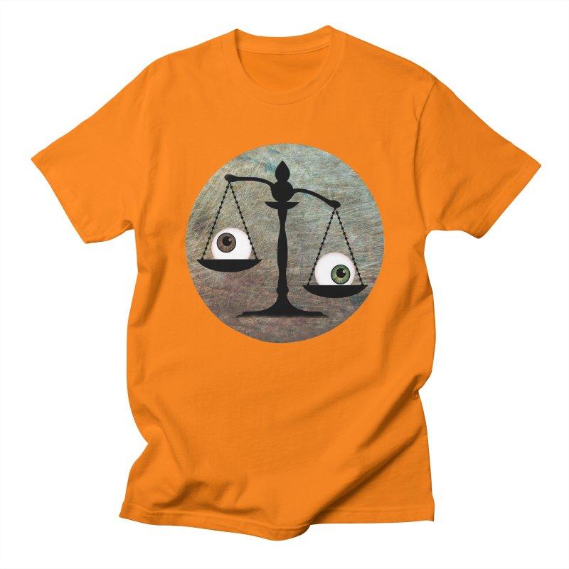 Eye for an Eye Scale Women's Regular Unisex T-Shirt by Eye for an Eye Merch Shop