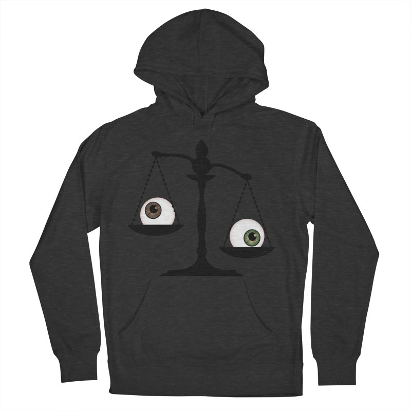 Isolated Eye for an Eye Scale Women's French Terry Pullover Hoody by Eye for an Eye Merch Shop