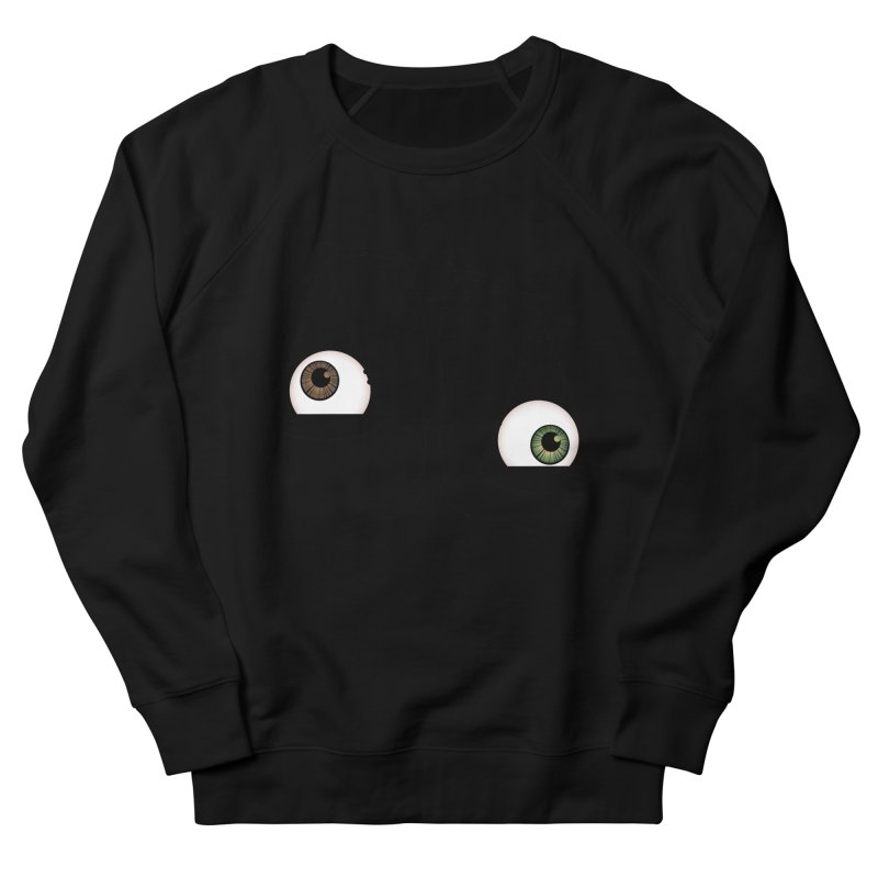 Isolated Eye for an Eye Scale Women's French Terry Sweatshirt by Eye for an Eye Merch Shop