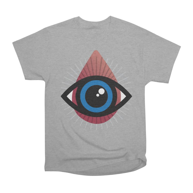 Isolated Tribal Eye for an Eye Men's Heavyweight T-Shirt by Eye for an Eye Merch Shop