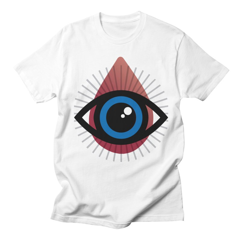 Isolated Tribal Eye for an Eye Women's Regular Unisex T-Shirt by Eye for an Eye Merch Shop