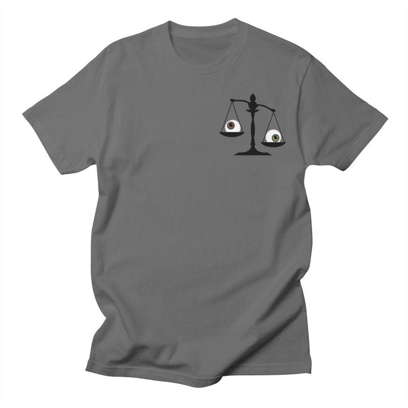 Pocket Sized Scale Men's T-Shirt by Eye for an Eye Merch Shop