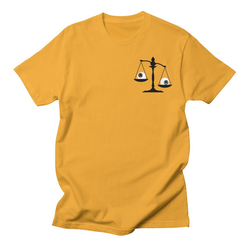 Pocket Sized Scale Women's Regular Unisex T-Shirt by Eye for an Eye Merch Shop