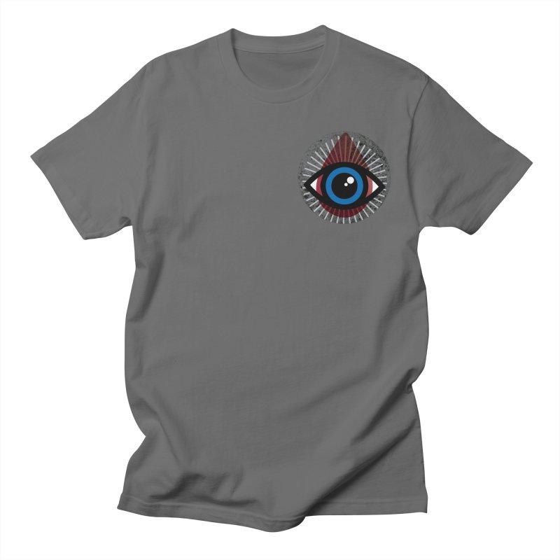 Tribal Pocket Size Men's T-Shirt by Eye for an Eye Merch Shop