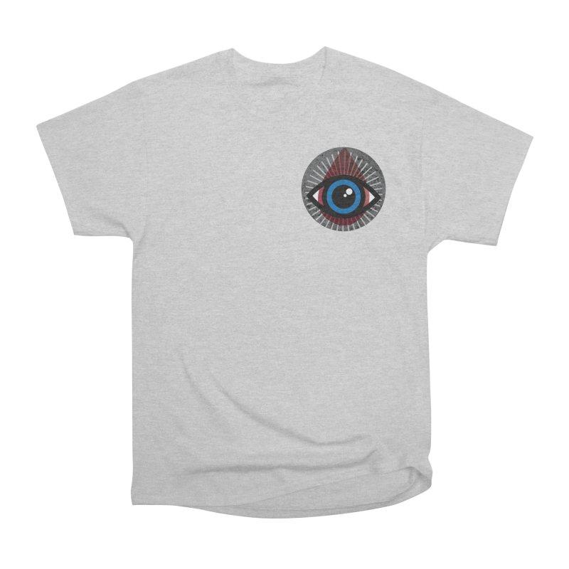 Tribal Pocket Size Men's Heavyweight T-Shirt by Eye for an Eye Merch Shop