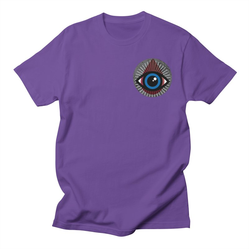 Tribal Pocket Size Women's Regular Unisex T-Shirt by Eye for an Eye Merch Shop