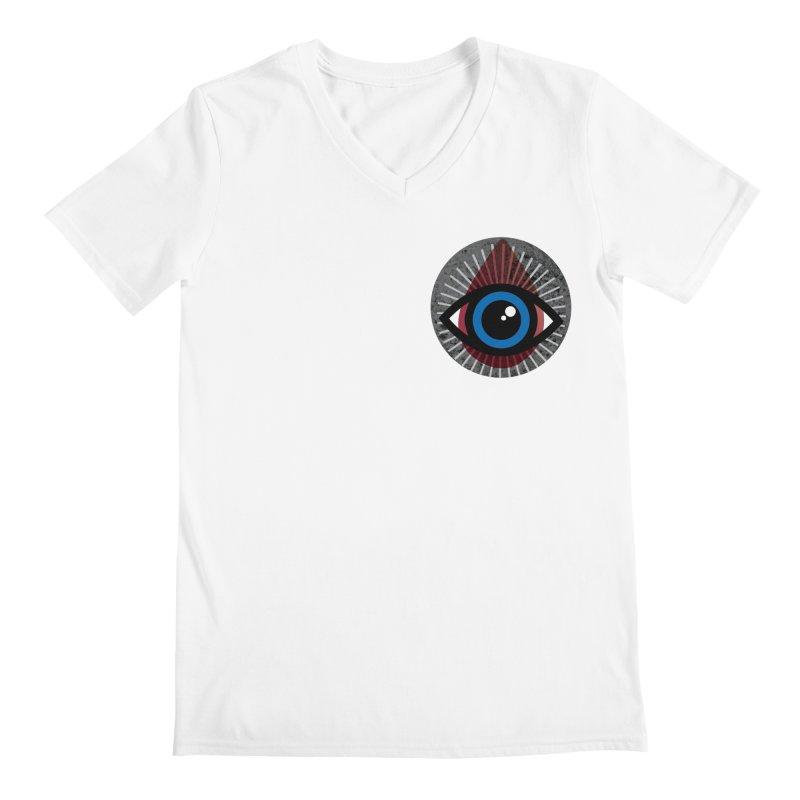 Tribal Pocket Size Men's Regular V-Neck by Eye for an Eye Merch Shop
