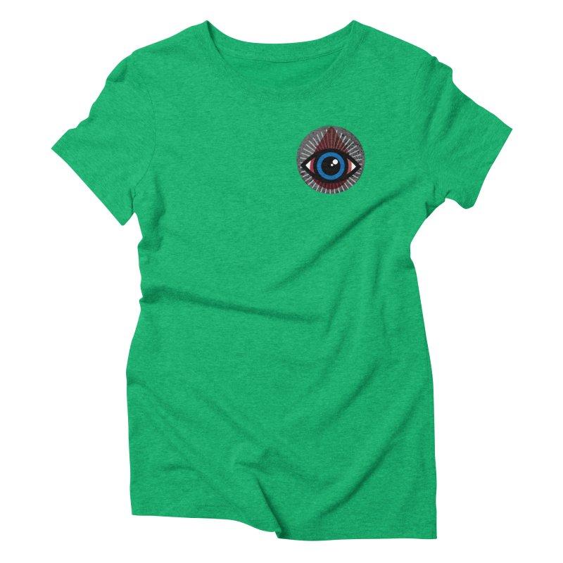 Tribal Pocket Size Women's Triblend T-Shirt by Eye for an Eye Merch Shop