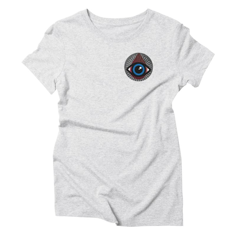 Tribal Pocket Size Women's Triblend T-Shirt by Eye for an Eye Merch Shop