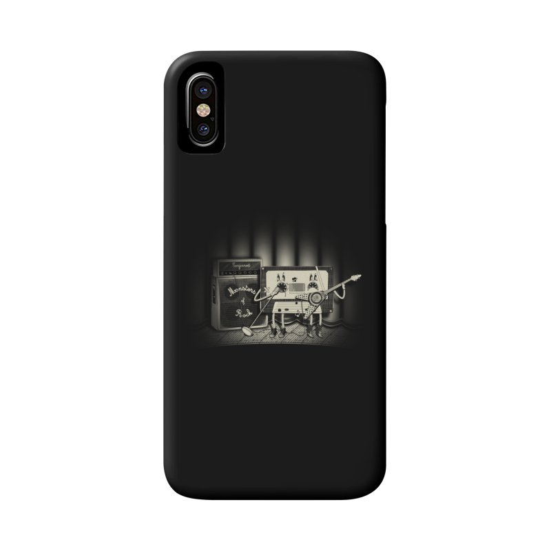 Conjoined Monsters of Rock Accessories Phone Case by eyejacker's shop