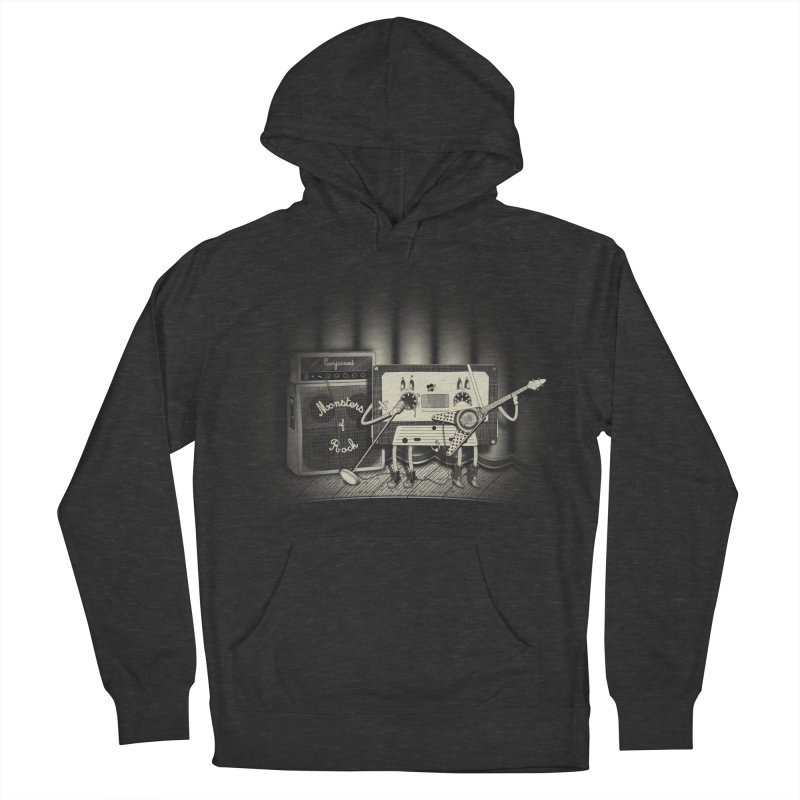 Conjoined Monsters of Rock Women's French Terry Pullover Hoody by eyejacker's shop