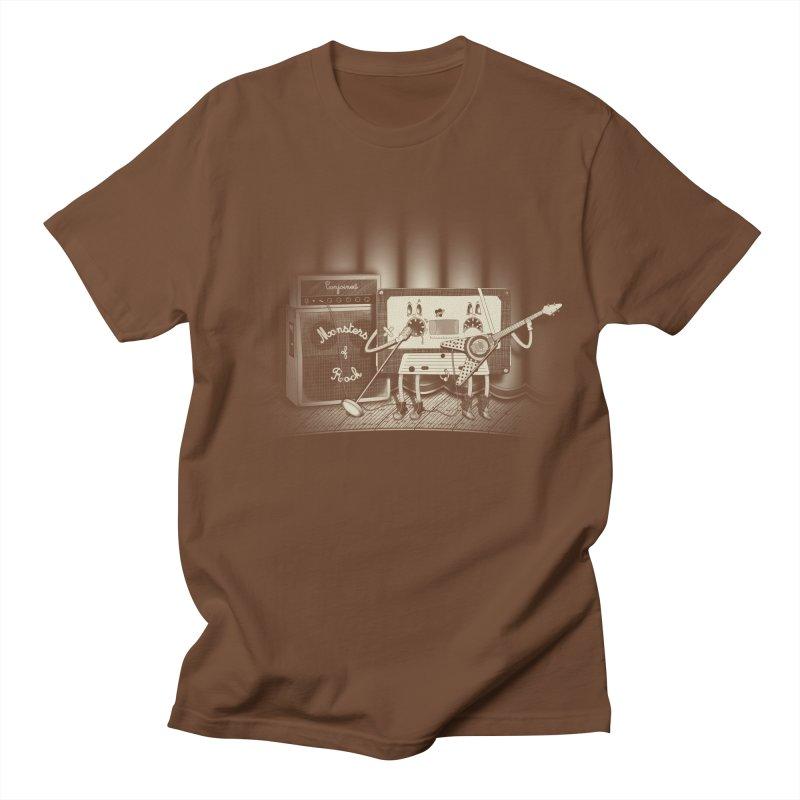 Conjoined Monsters of Rock Men's T-shirt by eyejacker's shop