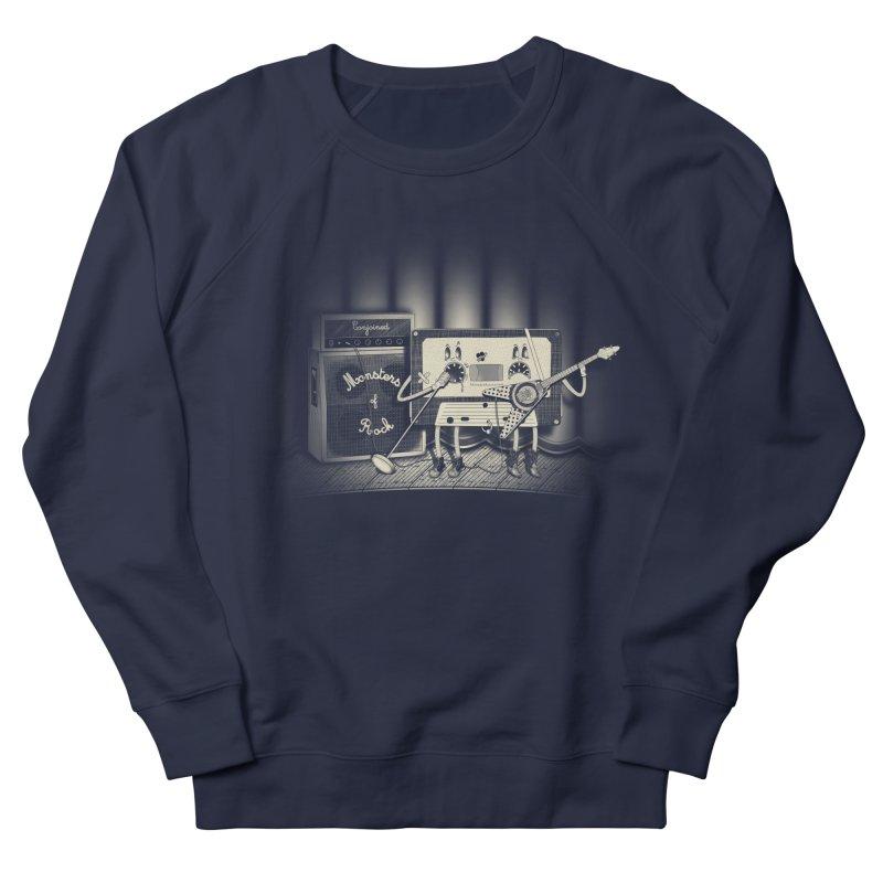 Conjoined Monsters of Rock Men's Sweatshirt by eyejacker's shop