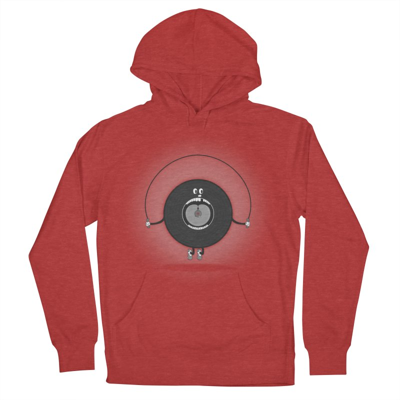 Old Skipping Record Men's Pullover Hoody by eyejacker's shop