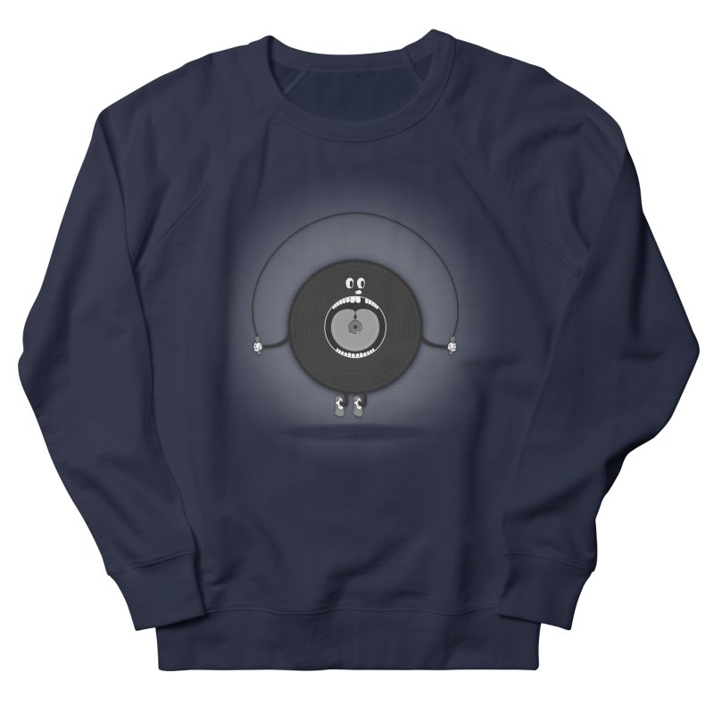 Old Skipping Record Men's Sweatshirt by eyejacker's shop