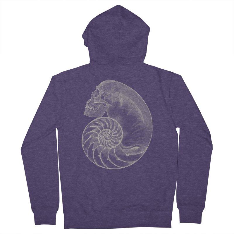 Sea'sHell Men's Zip-Up Hoody by eyejacker's shop