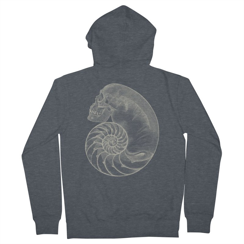 Sea'sHell Men's French Terry Zip-Up Hoody by eyejacker's shop