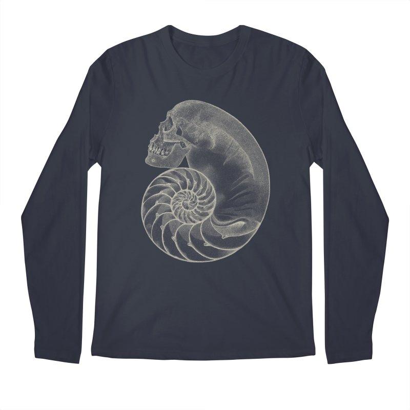 Sea'sHell Men's Regular Longsleeve T-Shirt by eyejacker's shop