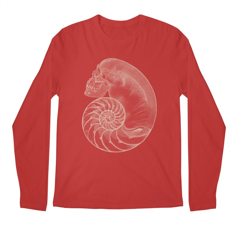 Sea'sHell Men's Regular Longsleeve T-Shirt by eyejacker's shop