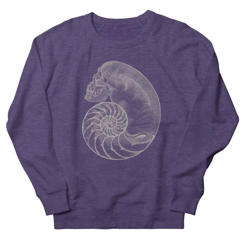 Sea'sHell Men's French Terry Sweatshirt by eyejacker's shop