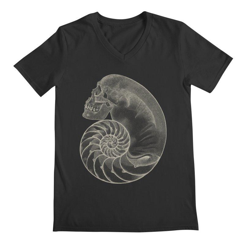 Sea'sHell Men's V-Neck by eyejacker's shop