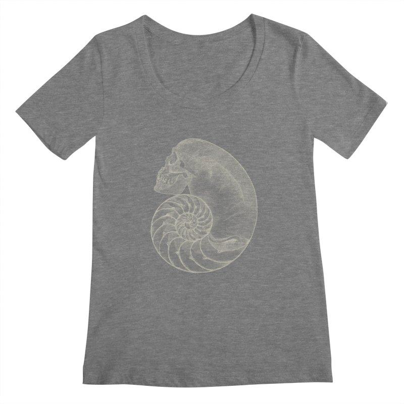 Sea'sHell Women's Scoopneck by eyejacker's shop
