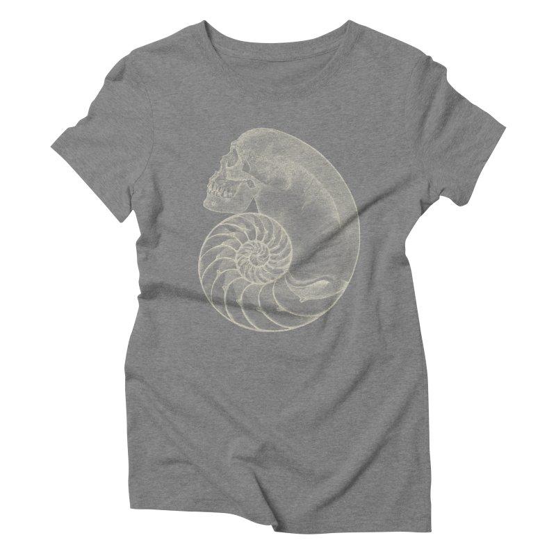 Sea'sHell Women's Triblend T-Shirt by eyejacker's shop