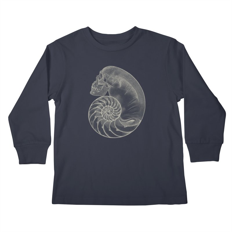 Sea'sHell Kids Longsleeve T-Shirt by eyejacker's shop