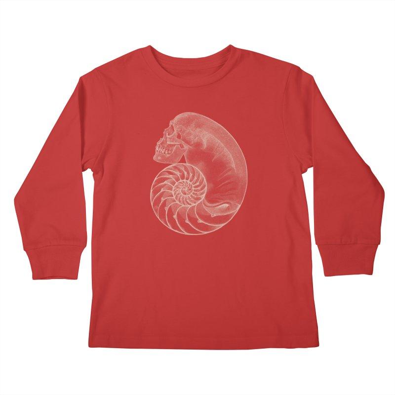 Sea'sHell Kids Longsleeve T-Shirt by eyejacker's shop