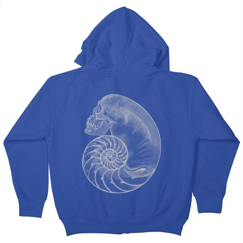 Sea'sHell Kids Zip-Up Hoody by eyejacker's shop