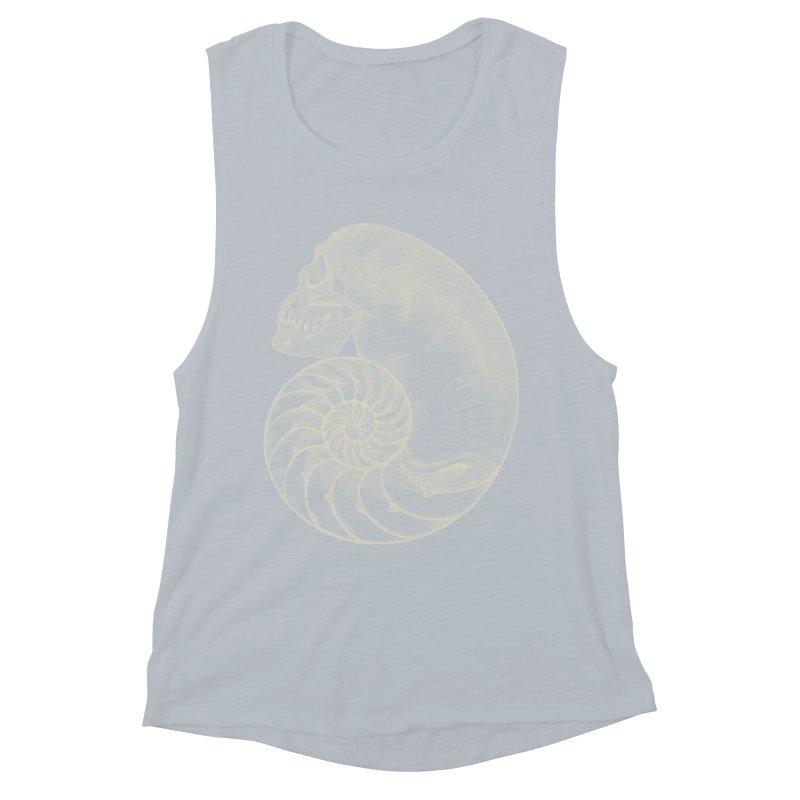 Sea'sHell Women's Muscle Tank by eyejacker's shop