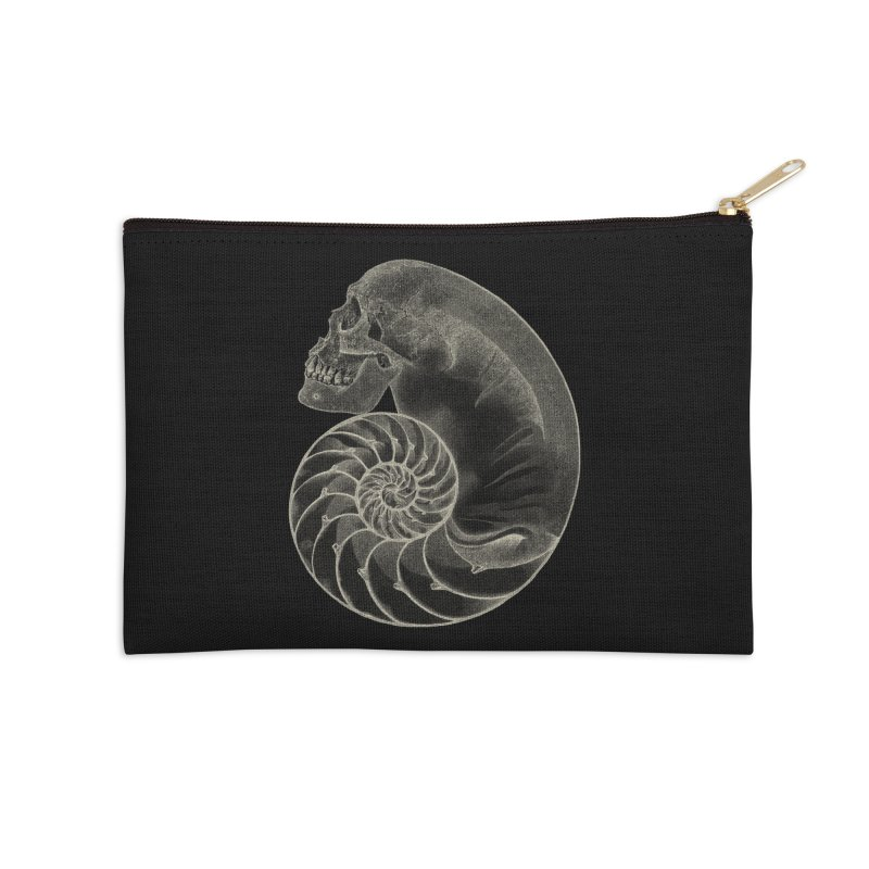 Sea'sHell Accessories Zip Pouch by eyejacker's shop
