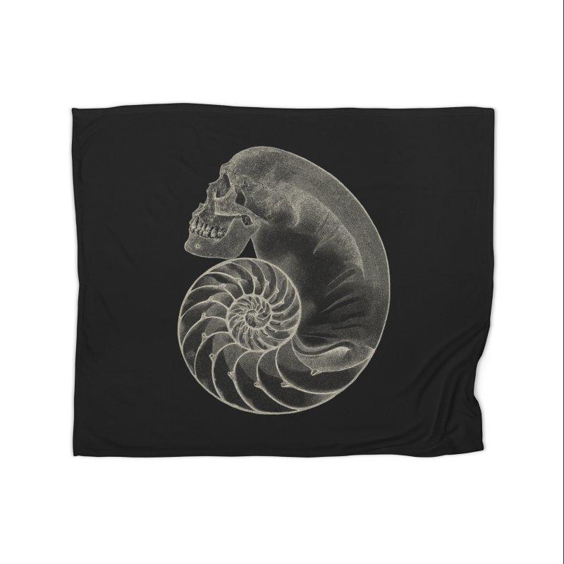 Sea'sHell Home Blanket by eyejacker's shop