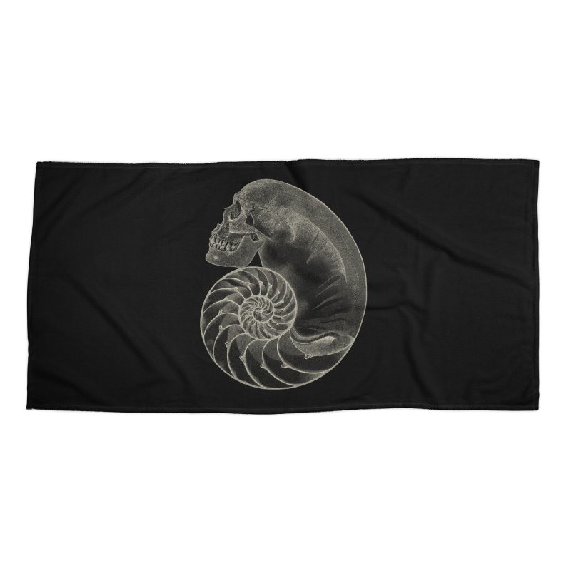 Sea'sHell Accessories Beach Towel by eyejacker's shop