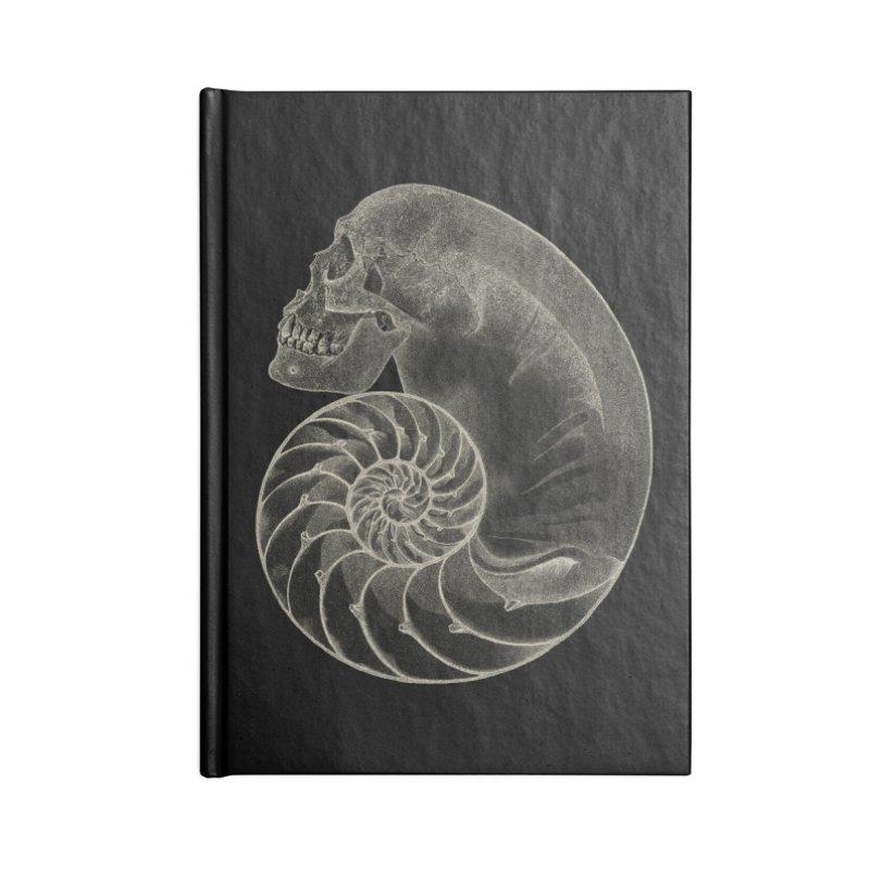 Sea'sHell Accessories Notebook by eyejacker's shop