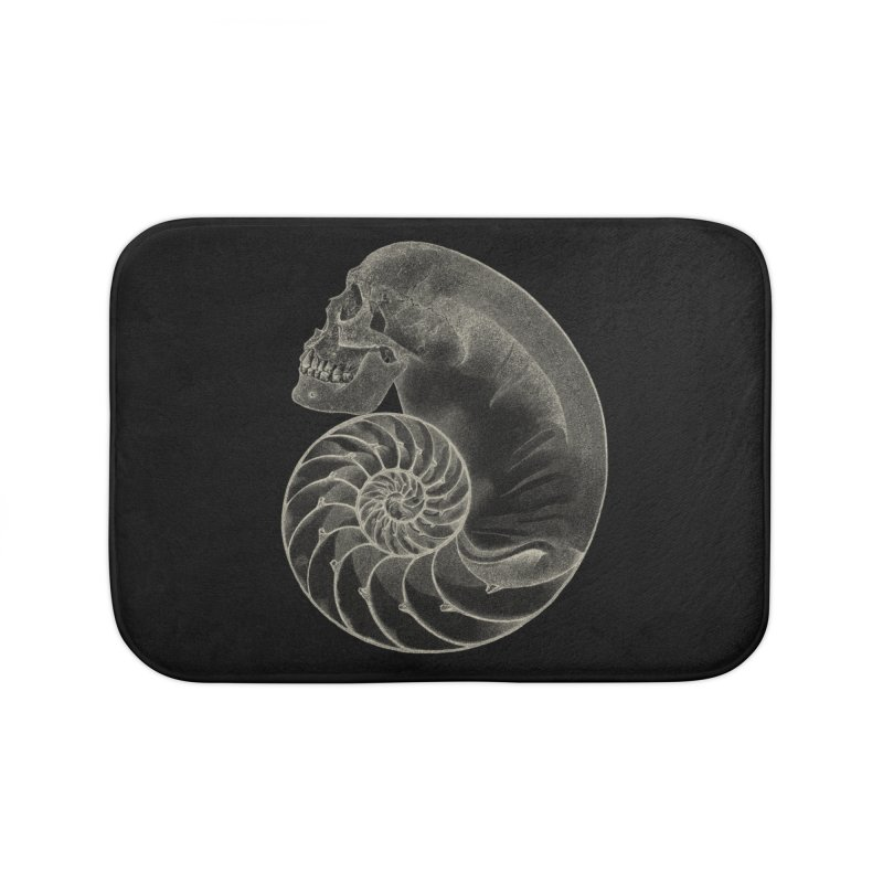 Sea'sHell Home Bath Mat by eyejacker's shop