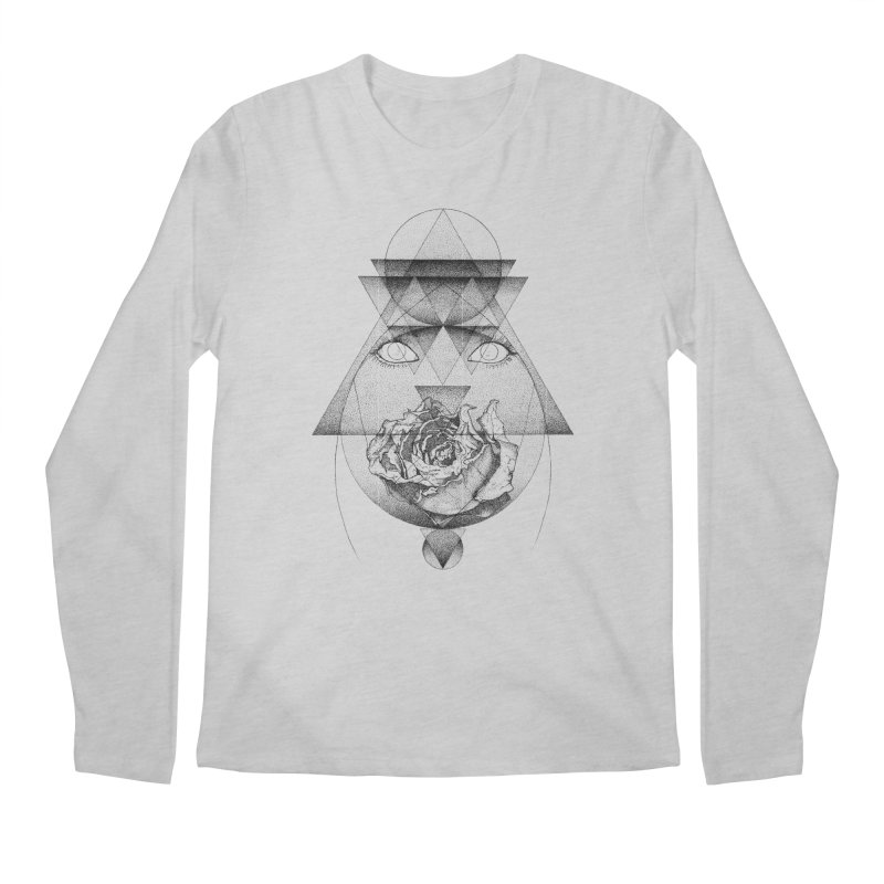 Lupine Rosaceae Men's Longsleeve T-Shirt by eyejacker's shop