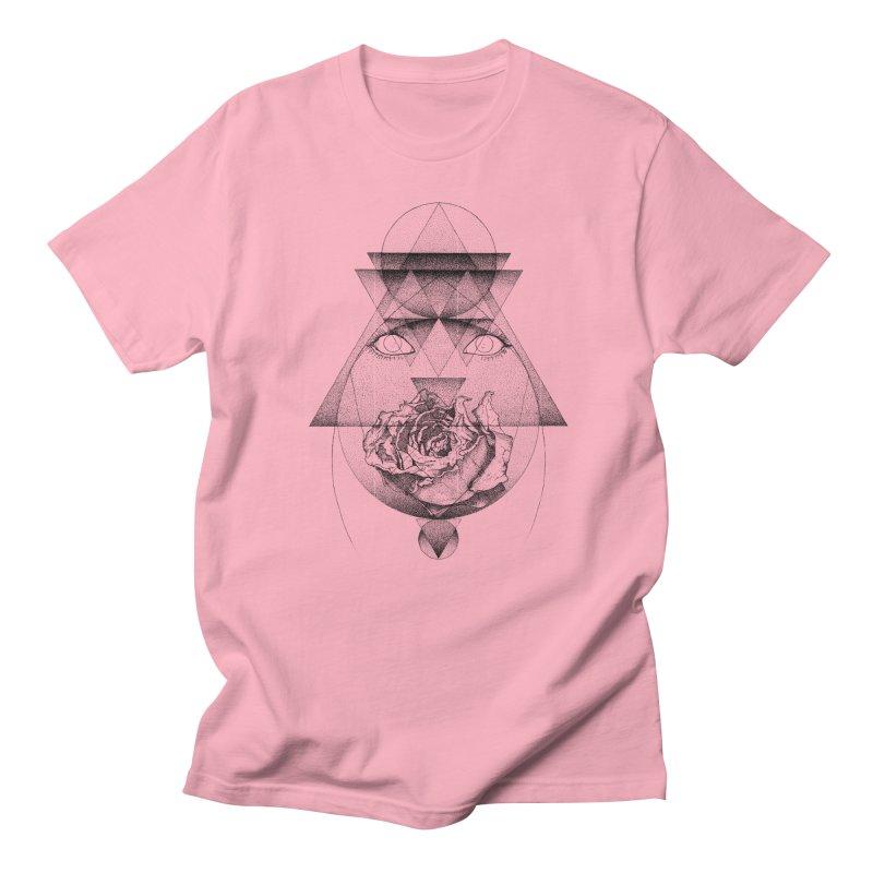 Lupine Rosaceae Women's Unisex T-Shirt by eyejacker's shop
