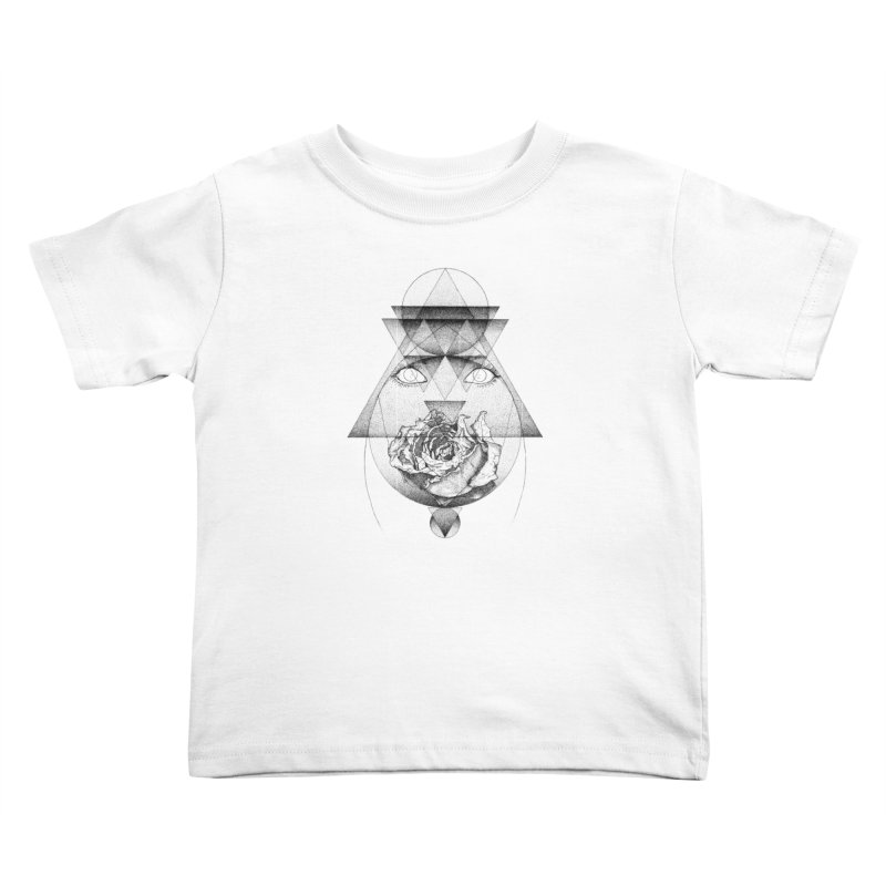 Lupine Rosaceae Kids Toddler T-Shirt by eyejacker's shop