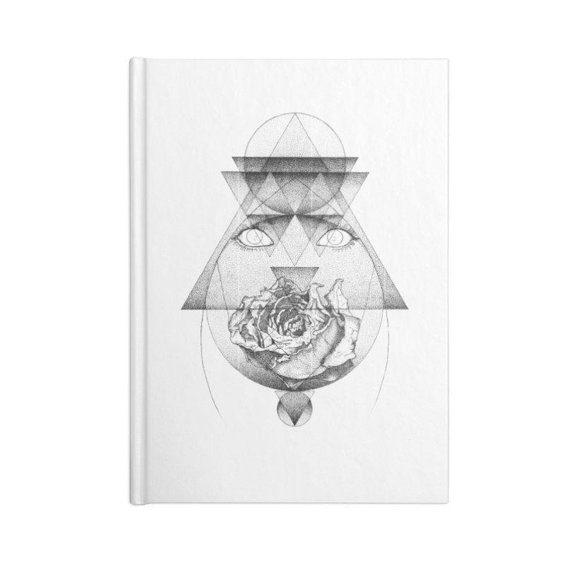 Lupine Rosaceae Accessories Notebook by eyejacker's shop