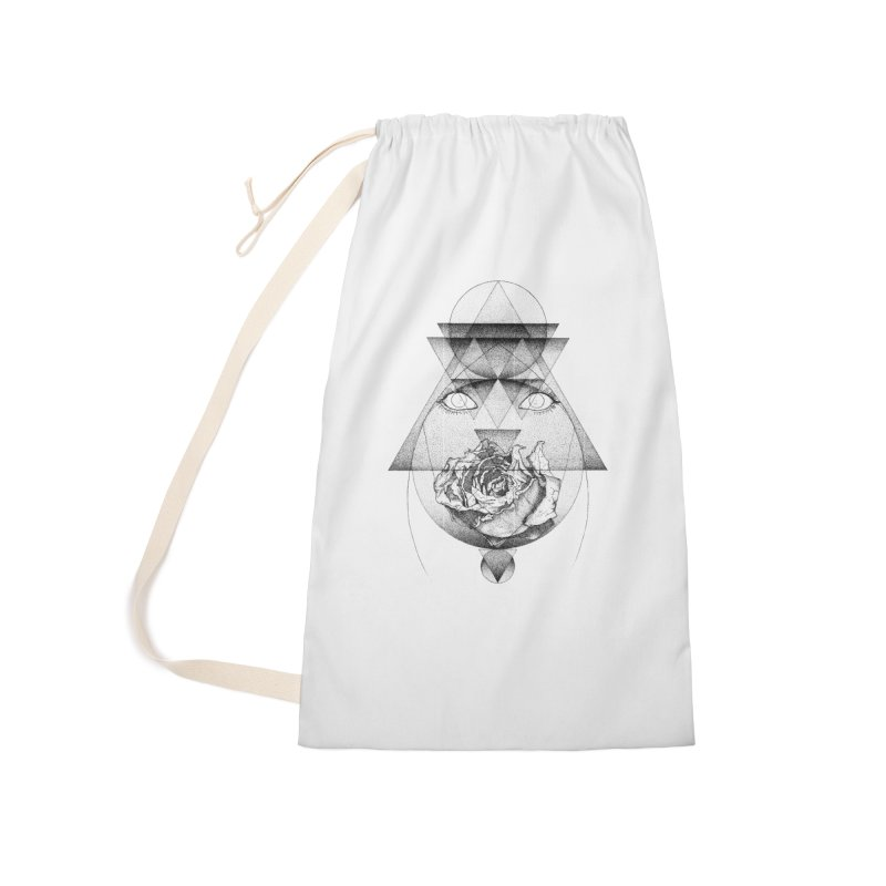 Lupine Rosaceae Accessories Laundry Bag Bag by eyejacker's shop