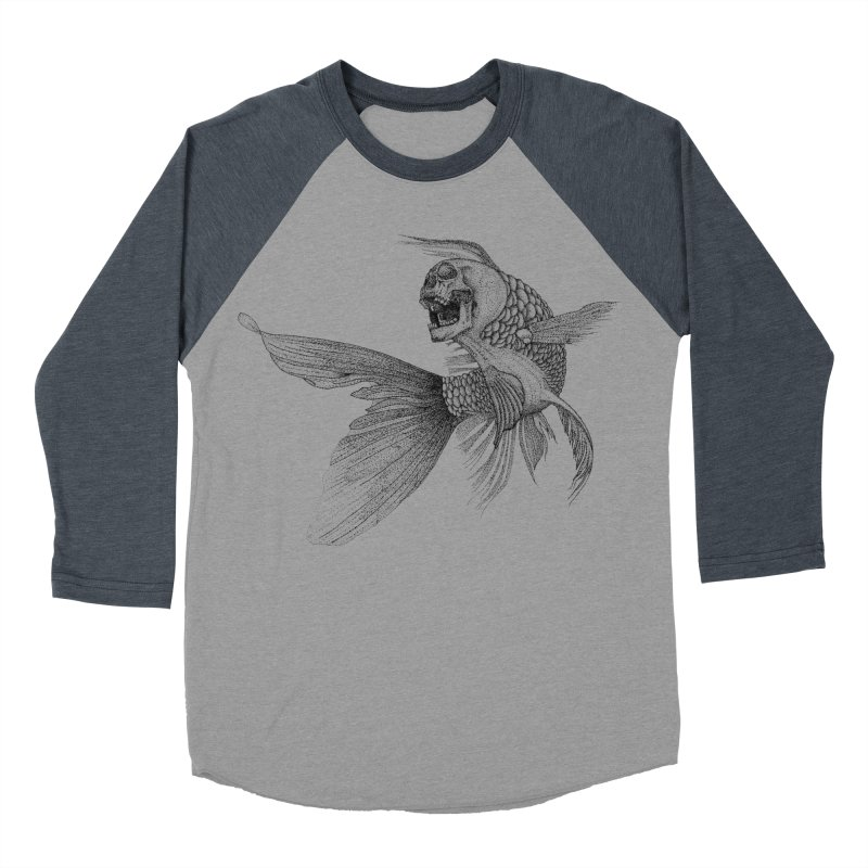 All that glitters... Men's Baseball Triblend T-Shirt by eyejacker's shop