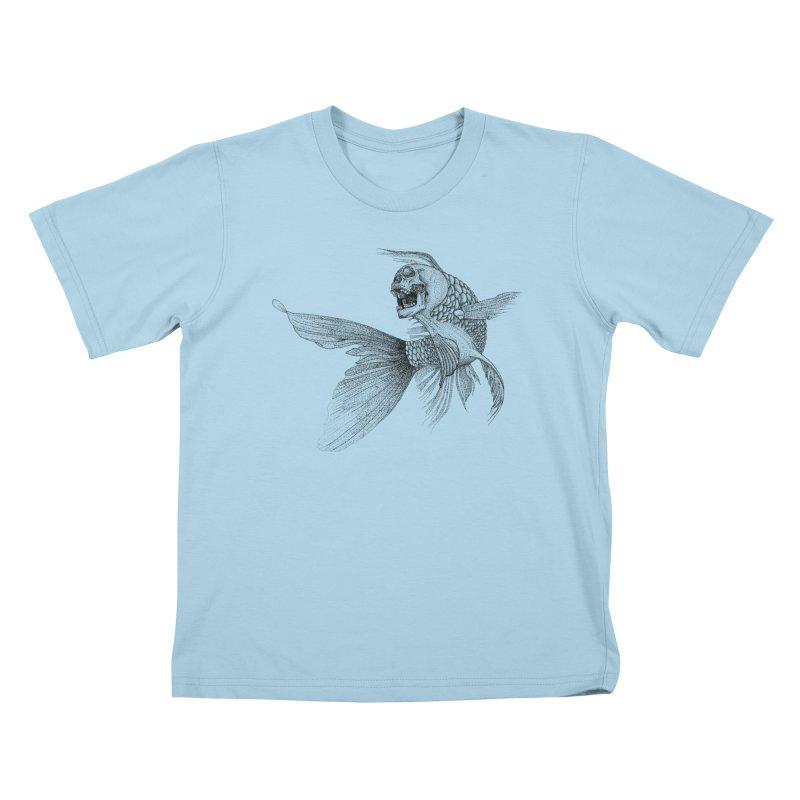 All that glitters... Kids T-Shirt by eyejacker's shop